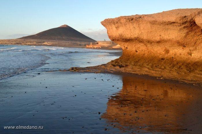 Эль Медано – город ветра и волн