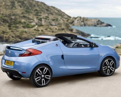 Renault Wind Roadster Cabrio